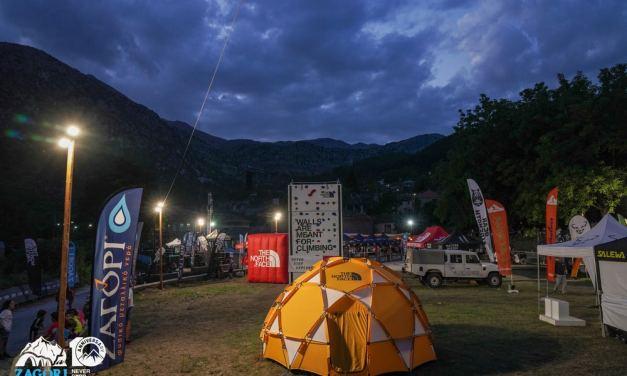 The North Face : Στήριξη του Ορεινού Αθλητικού Τουρισμού