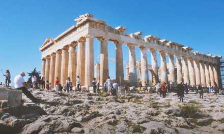 Η ανάδειξη των μνημείων της Ακρόπολης στα πρώτα 12 έργα του Σχεδίου «Ελλάδα 2.0» από το Ταμείο Ανάκαμψης