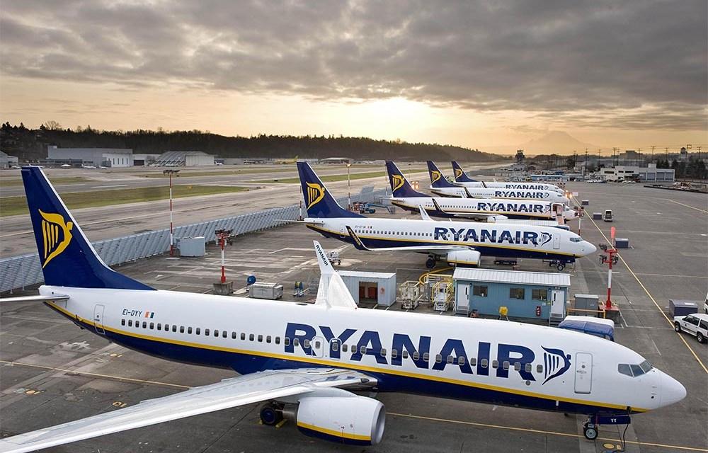 Εγκαίνια για την Ryanair στα Χανιά με 42 δρομολόγια στη νέα της βάση