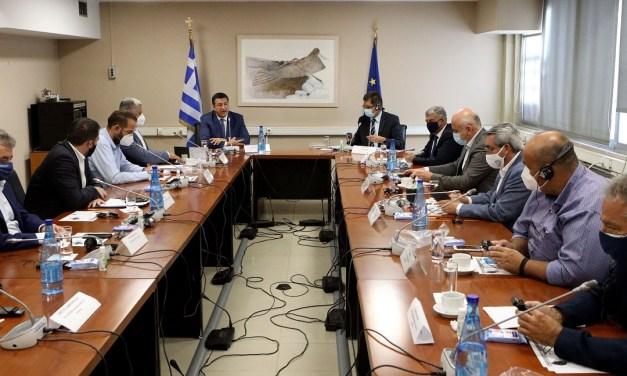 """Α. Τζιτζικώστας : """"Αναγκαιότητα συνεργασίας ΕΕ , Εθνικών Κυβερνήσεων και Αυτοδιοίκησης για την αντιμετώπιση των φυσικών καταστροφών"""""""