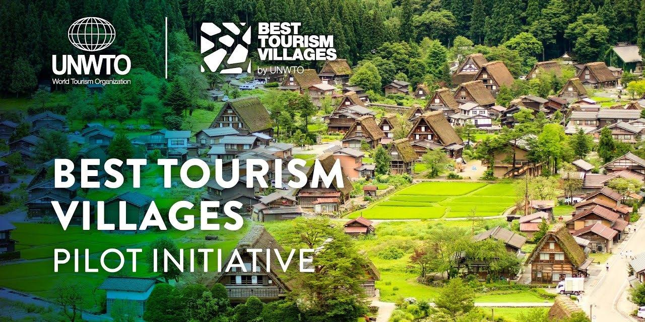 Συμμετοχή της Ελλάδας στο διαγωνισμό του Παγκόσμιου Οργανισμού Τουρισμού με τίτλο «Best Tourism Villages»