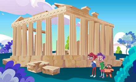 ΕΟΤ: Παρουσιάστηκε στη Σύρο η πρώτη τουριστική ταινία κινουμένων σχεδίων για παιδιά