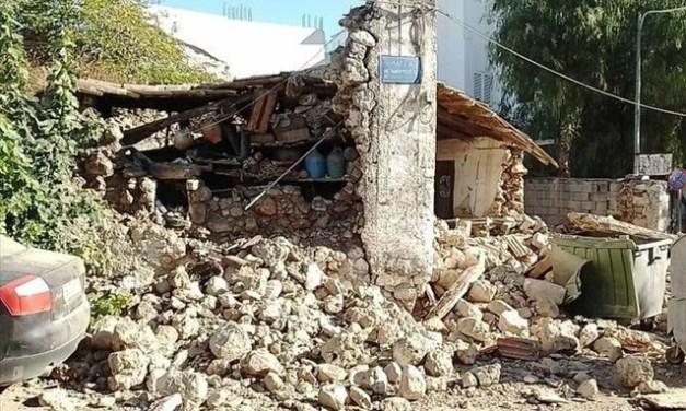 Απώλειες στον τουρισμό της Κρήτης από τον σεισμό
