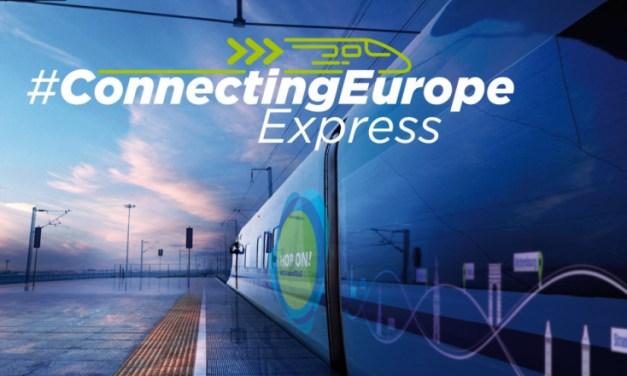 «Connecting Europe Express» : Αναχωρεί από τον σταθμό εν όψη του Ευρωπαϊκού Έτους Σιδηροδρόμων