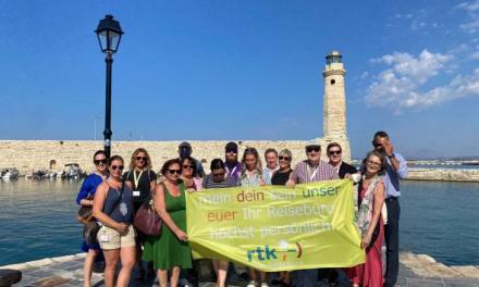Fam trip ΕΟΤ: Προβολή της Κρήτης σε Γερμανούς επαγγελματίες του τουρισμού