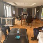 Συνάντηση Κικίλια – Βασιλικού για τις προτεραιότητες στον ξενοδοχειακό κλάδο