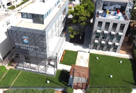 Mediterranean College : Νέο Campus στη Γλυφάδα για το 1o Πανεπιστημιακό Κολέγιο της Ελλάδας