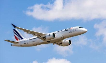 Air France : Παρουσίαση του πρώτου της Airbus A220-300
