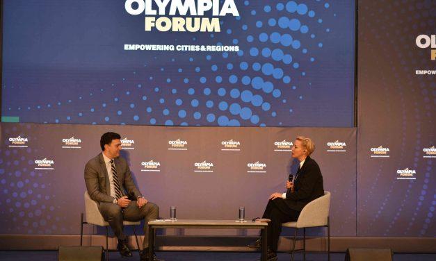 Κικίλιας στο Olympia Forum: Πληρότητα 65% το μήνα Σεπτέμβριο στη χώρα