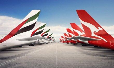 Emirates : Επεκτείνεται η συνεργασία με την Qantas