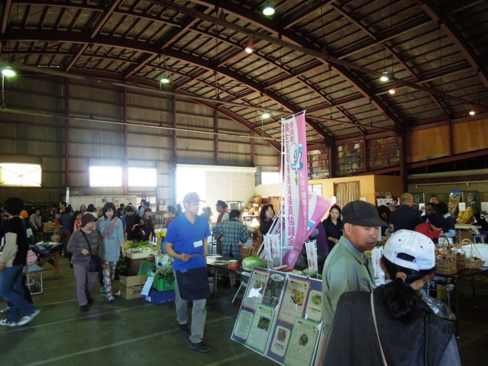 第一回 糸魚川青果 ㊤市場まつり