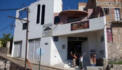 12/15 グアナファトの、観光客は誰も知らない地ビール工場「Gambusino」, Guanafuato, Mexico