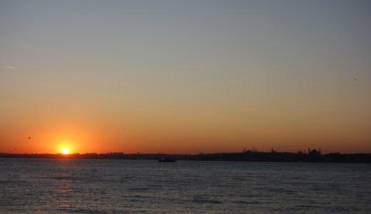 8/28 のんびりしよう。モダからカディキョイの海辺を散歩! , Istanbul , Turkey
