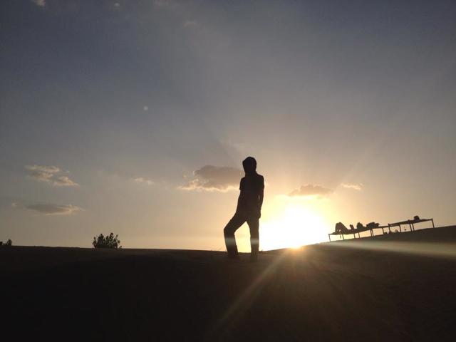 Jaisalmer - 205night