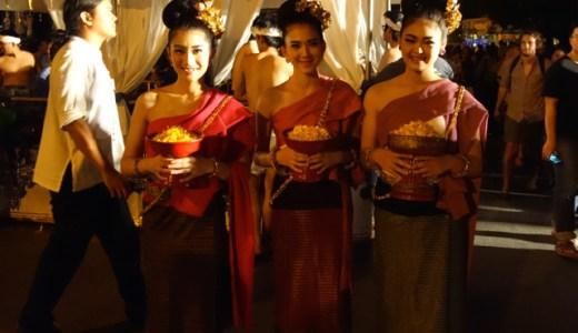 11/24 ローイクラトン前夜祭 , Chiang Mai , Thailand