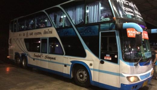 11/26 チェンマイからバンコク(Bangkok)にバス移動 , Chiang Mai , Thailand