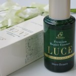 「万能美容液」と呼ぶ、超濃厚オールインワン美容液『ルーチェ』