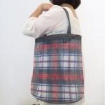 『フェリシモ 洗濯ネットにもお出かけバッグにも 使い方自由なメッシュバッグの会』はこんなふうに使えるよ