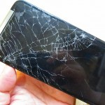 auスマートフォンを落としました!