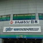 プロ野球『マツダオールスターゲーム2015』を見に行ったよー!