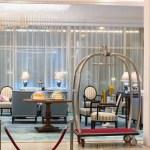 【トルコ旅行】ブルーのロビーが素敵なイスタンブールのKAYA RAMADA PLAZA HOTEL(カヤ ラマダ プラザホテル)
