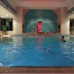 【トルコ旅行】温泉プールがあるホテル COLOSSAE THERMAL(コロッセア サーマル)