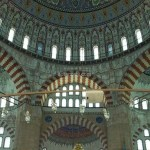 【トルコ旅行】セリミエモスク世界遺産のモスク。