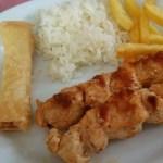 【トルコ旅行】2日目の昼食