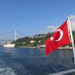 【トルコ旅行】ボスポラス海峡クルーズでアジアとヨーロッパを見る