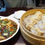 【台湾旅行】雨に濡れずに点心をお腹いっぱい食べられる微風台北車站の小南門點心世界
