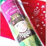 【タイ旅行】バンコクのスターバックスコーヒーで季節のドリンクを飲んでカップとタンブラーを買ってきた