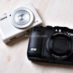 CanonのカメラPowerShot S110、PowerShot G16とお別れしました…
