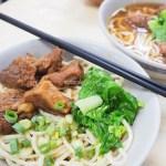 【台湾旅行】台北で必ず行って牛肉麺を食べる信陽麺館