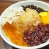 台湾のタピオカミルクティーで有名なお店、春水堂代官山店で限定『台湾式黒糖氷ぜんざい』を食べてきた
