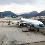 【セブ島旅行】セブ島へ向かいます ~香港国際空港での乗り継ぎ