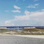 【セブ島旅行】私だけの海が夕方になったら干上がっていたー!