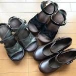 モートン病手術後で靴を選ぶ私がお気に入りのリゲッタカヌーを楽天スーパーセールでまとめ買い