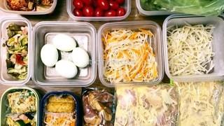 【ごはん】ゆるく糖質制限、ゆるく作り置き(2017.9.24) 愛菜果と鶏肉の下ごしらえ
