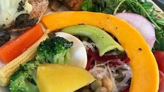 【品川】シナガワグース、ガーデンレストランオールデーダイニングで野菜たっぷりのブュッフェ