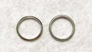 私の結婚指輪