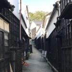 【愛知】足助町の古い町並み