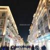 【アモイ旅行】西洋風のクラシカルな建物が並ぶアモイのメインストリート中山路