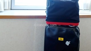 クラッシュバゲージのバックパックは持てて背負えて機能的でスタイリッシュ