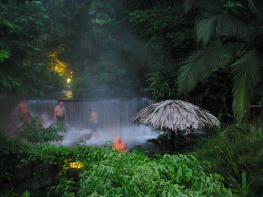 Tabacón Hot Springs