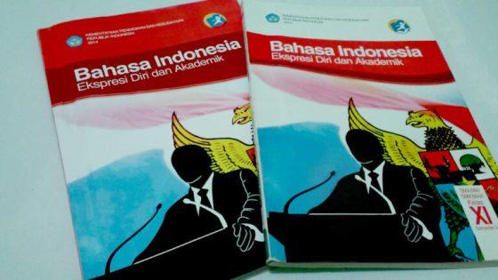 Samples of Bahasa Indonesia books