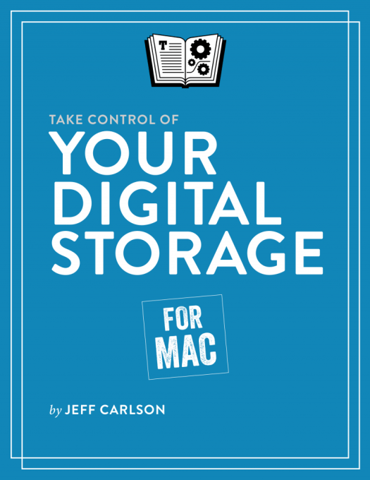 Take Control of Your Digital Storage cover