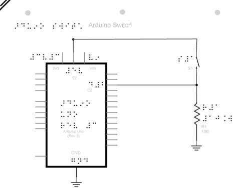 schematic of arduino switch