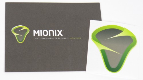 Mionix Avior 7000 - akcesoria