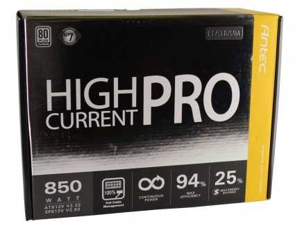 Antec High Current Pro HCP-850 - pic1a