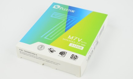 Plextor M7V 512GB - 9